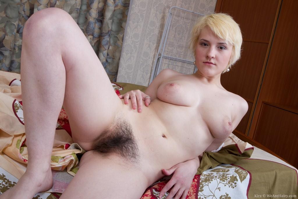 Nonsense! White girls hairy pussies are